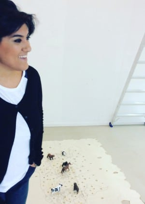 Söndagsintervju med Nisrine Boukhari i SvD