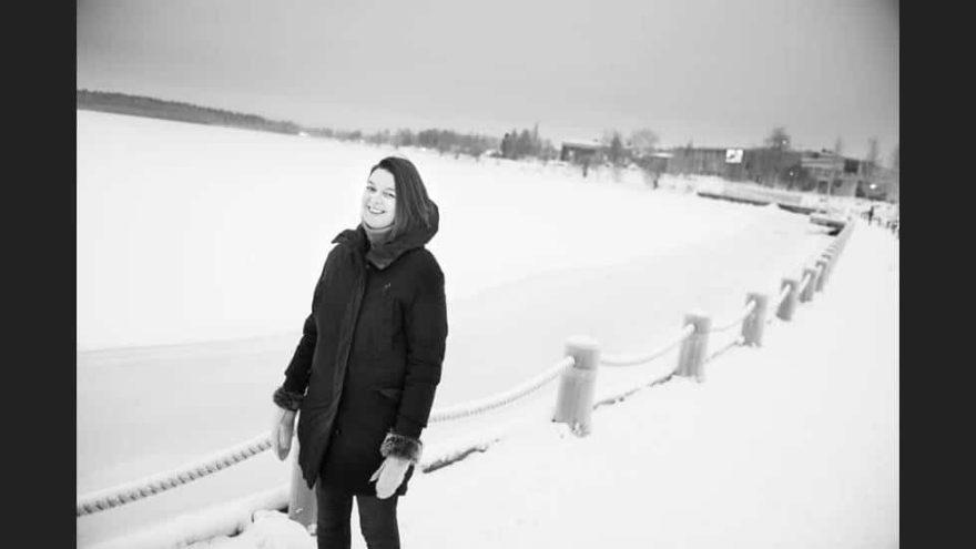"""""""Dagboken blev en väg till poesin"""" – intervjuades om nya boken """"Au pair"""" i NSD"""