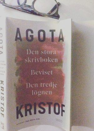 En läsupplevelse ingen vill vara utan –recenserar fyra böcker av Ágota Kristóf i GP