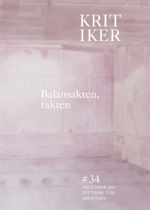 Monika Rinck: RISK och IDIOTI